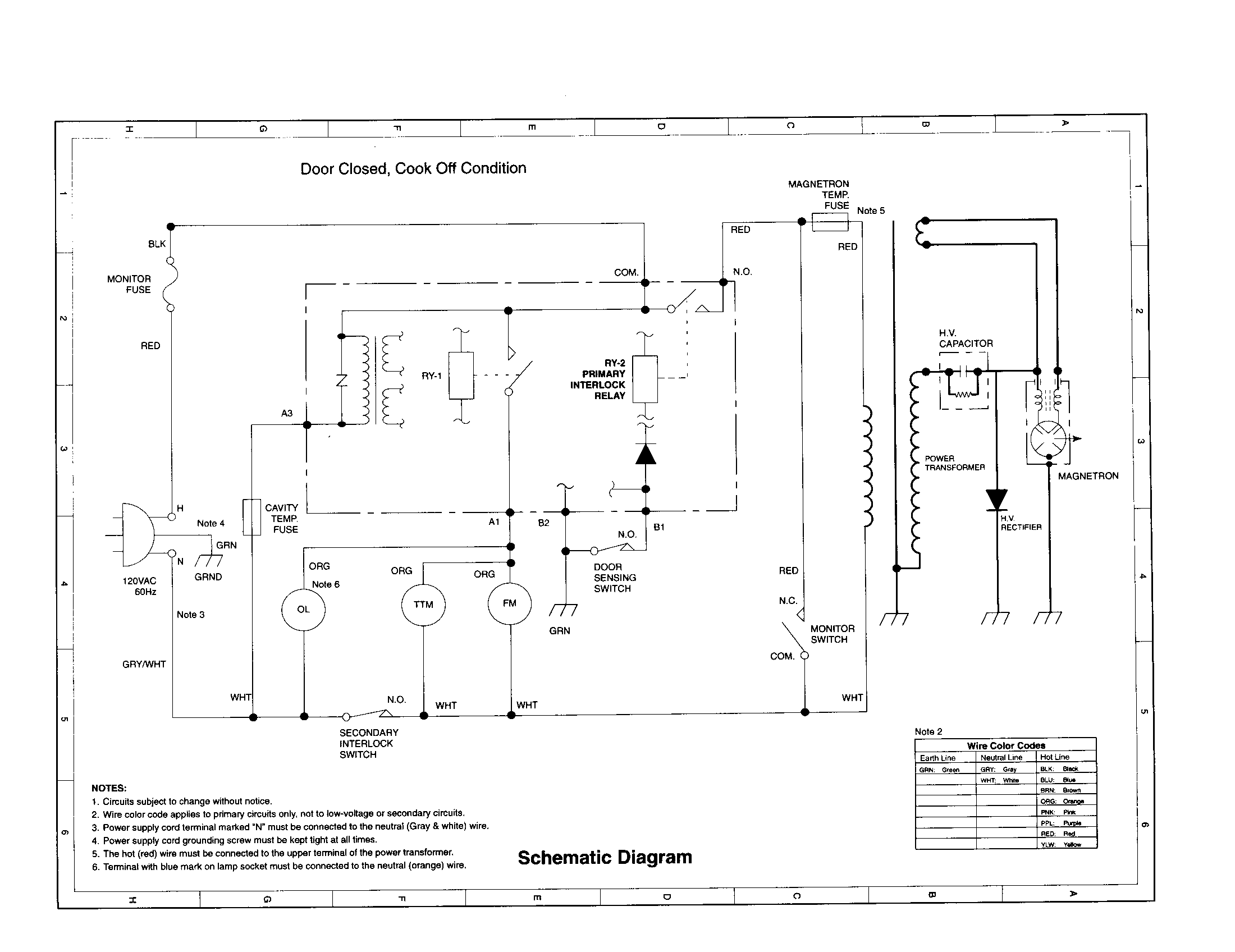 Schematic Diagrams Switch Wiring