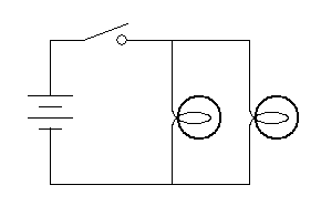Battery Diagram In Circuit For Kids