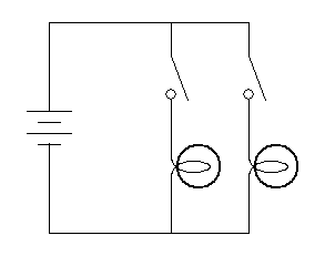 ParallelLampsWithSwitches series & parallel circuits wiring switches in parallel diagram at n-0.co